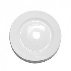 Тарелка d=175 мм мелкая без рисунка h=26 мм /1х20/ - фото 10518
