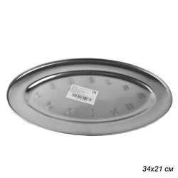 Блюдо овальное 34 см / А-30 /уп 200/ - фото 10739