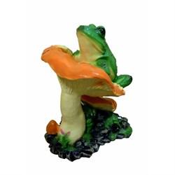 Лягушка на лисичке Ф. 41 см - фото 12275