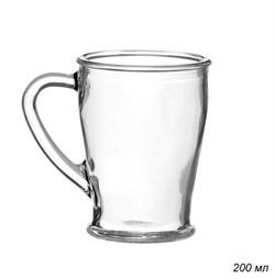 Кружка чайная Чайкофф/1х20/ 200 мл в паллете - фото 16234