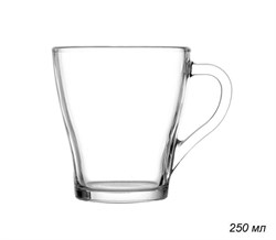 Кружка 1649 Грация 250 мл d=84, h=95 мм /1х20/ - фото 16236
