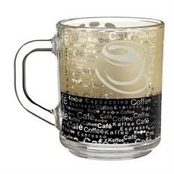 Кружка 1335 Кофе круговая деколь 200 мл /1х20/ - фото 20302