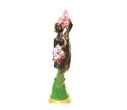 Богиня цветов 87х24 см - фото 23479