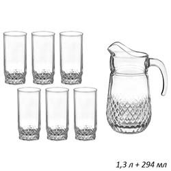Питьевой набор 7 предметов ВАЛЬС 97675 /1х4/ - фото 28066