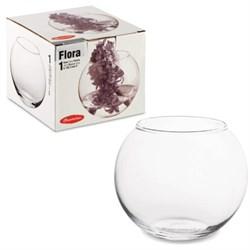 Ваза Флора 43407 h=79 мм 400 мл /1х12/ в подарке - фото 4806
