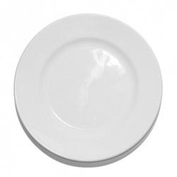 Тарелка d=200 мм мелкая без рисунка/1х20/ h=29 мм - фото 4847
