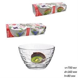 Набор салатников 2 предмета Фрукты d=160, h=80 мм - фото 4975