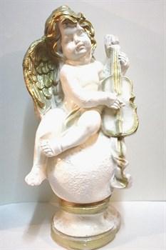 Ангел со скрипкой 49х23 см уценка - фото 5035