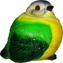 Птица большая 22х23х22 см - фото 5169