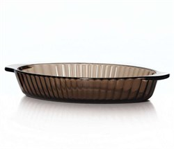 Посуда для СВЧ Borcam 59724 Дымка 265х155 мм - фото 5325