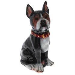 Копилка Боксер глянец собака/1х10/ 32х15х18 см - фото 5723