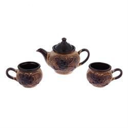 Чайный набор Традиционный 3 предмета/1х20/ 0,7 л - фото 6065