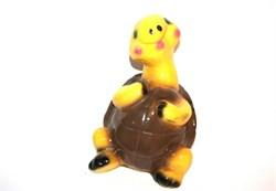 Черепаха сидит 16х12х13 см - фото 6293