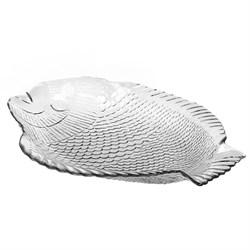 Тарелка РЫБА 10257/1х12/ 26х20,6 см в гофре - фото 6381