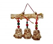 Оберег Три совы на ветке - фото 6672