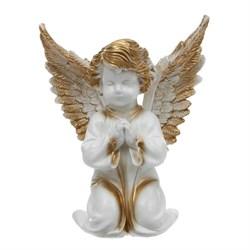 Ангел с крыльями большой /1х4/ 18х28х35 см - фото 6817
