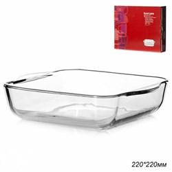 Посуда для СВЧ Borcam 59034 220х220 мм 2 л - фото 7336