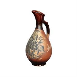 Кувшин 1 л Виноград керамика 24 см - фото 7583