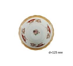 Миска №5 арт.6015 Орнамент d=12,5 см, h=3,5 cм - фото 8098