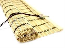 Жалюзи бамбук 100х160 - фото 9337