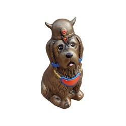 Копилка Собака Викинг бронза/1х53/ 19 см - фото 9535