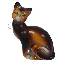 Копилка Кошка Шарлотта глянец/1х24/ 20х15х10 см - фото 9738