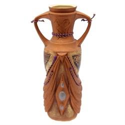 Ваза Вуаль Античная напольная В-68 см - фото 9777