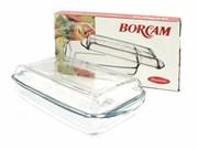 Посуда для СВЧ Borcam 59009 с крышкой 2 л