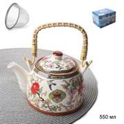 Чайник заварочный 550 мл с метал.ситом / DS-1450