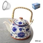 Чайник заварочный 550 мл с метал.ситом / DS-1451