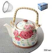 Чайник заварочный 550 мл с метал.ситом / DS-1452