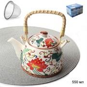 Чайник заварочный 550 мл с метал.ситом / DS-1454