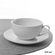 Чайная пара 200 мл 2 сорт / WH-001 /уп 48/
