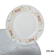 Тарелка 200 мм / HP-80SH (17095B) /уп 6/48/
