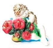 Ангел роза 30х22х25 см