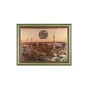 Картина Мусульманская 29х39 XY23-2 10011-6/уп 10/