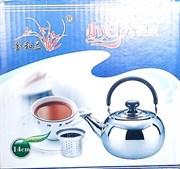Чайник заварочный металлический 14 см QXH