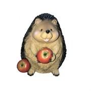 Ежик с яблоками большой 21х21х26 см