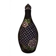 Бутылочка Орнамент d=12 см, h=30 см