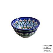 Пиала Риштанская керамика d=85,h=45 мм 80 мл