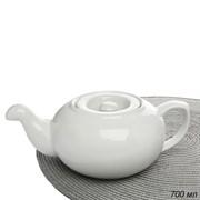 Чайник заварочный 700 мл 2 сорт / TLSB4 /уп 48/