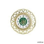 Часы настенные Молитва d 30 см / 3016-003 /уп 10/