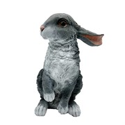 Заяц полистоун 21х22х34 см
