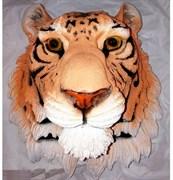 Панно Голова Тигра полистоун