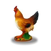 Курица пестрая 32х18х40 см