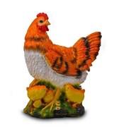 Курица с цыплятами 31х17х41 см