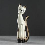 Копилка кот Египет глянец большой 17х11х52,5 см