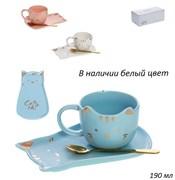 Чайный набор 3 предмета 220 мл / JY-3510 /уп 36/