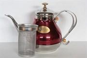 Чайник металлический 1,2 л Восточнй