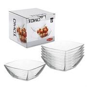Набор салатников TOKIO 160 мм  53066/1х4х6/в подар